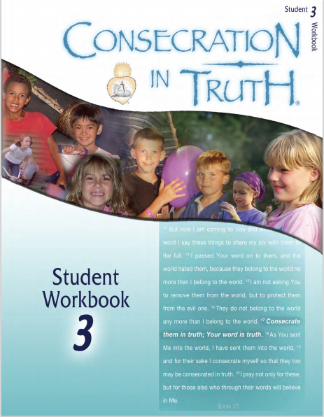CONSECRATION IN TRUTH Student Workbook 3
