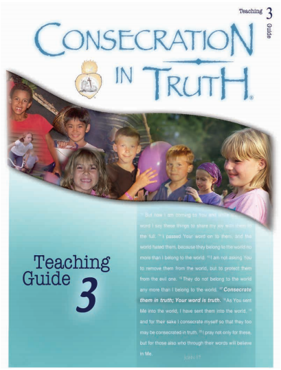 CONSECRATION IN TRUTH Teaching Guide-3