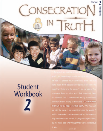 CONSECRATION IN TRUTH Student Workbook 2