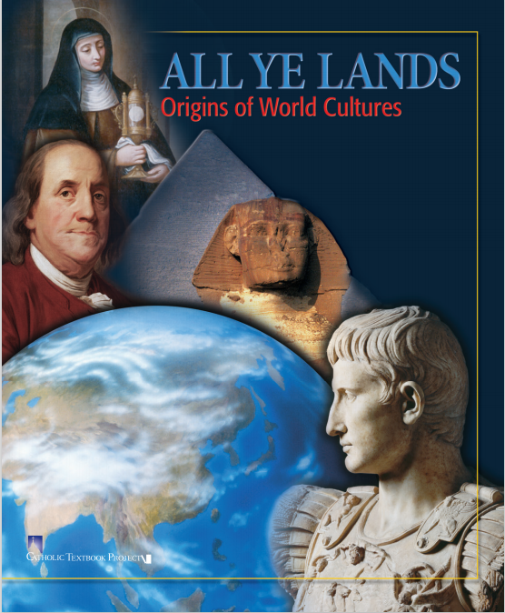 ALL YE LANDS Student-Book