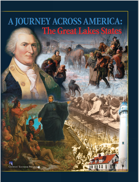 A Journey Across America: The Great Lakes States