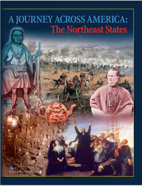 A JOURNEY ACROSS AMERICA: THE NORTHEAST STATES