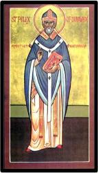 Oct. 12 - Saints Felix and Cyprian