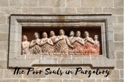 November - The Poor Souls in Purgatory