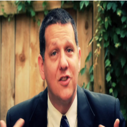 Video Catechism Lesson 10 - Chris Padgett: On Fire with the Holy Spirit