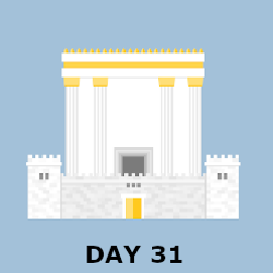 Day 31 - Zerubbabel Rebuilds the Temple