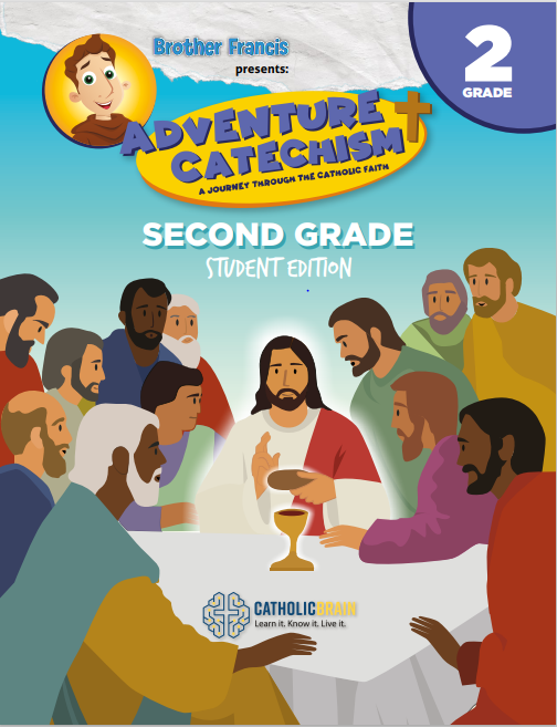 Adventure Catechism Student Edition