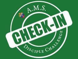 AMS Disciple Challenge - Grade 8