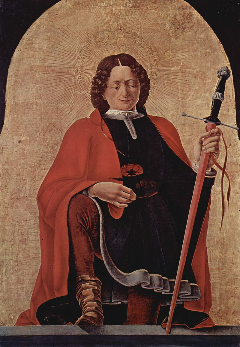 Saint Florian, Feast Day May 4
