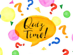 Quiz - The Solemnity of the Most Holy Trinity