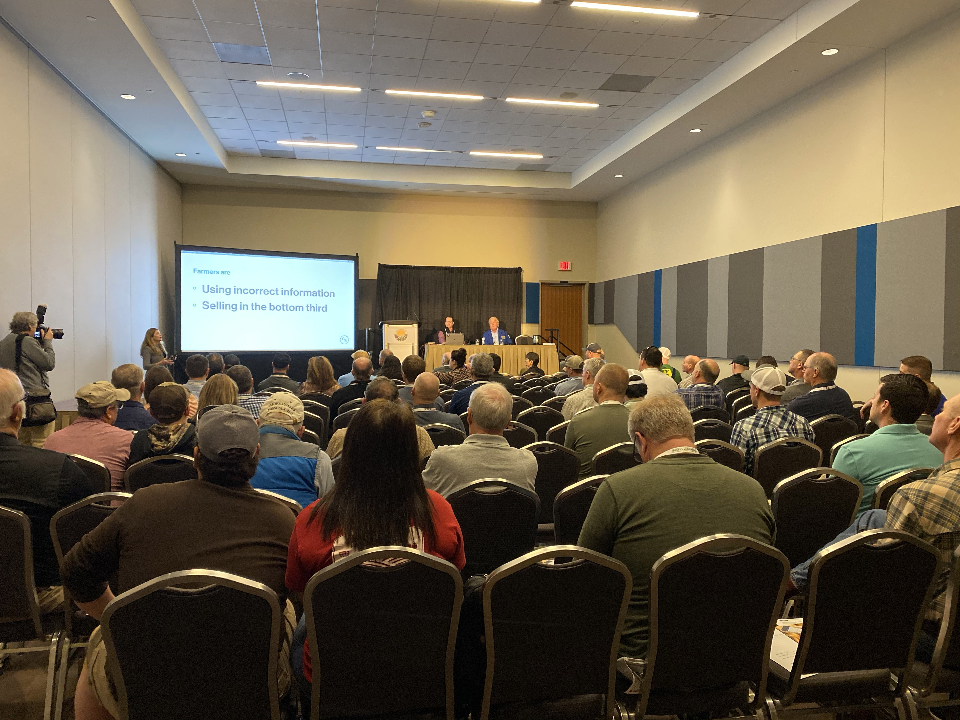 "GrainBridge ""What's New"" Session at the Commodity Classic 2020"