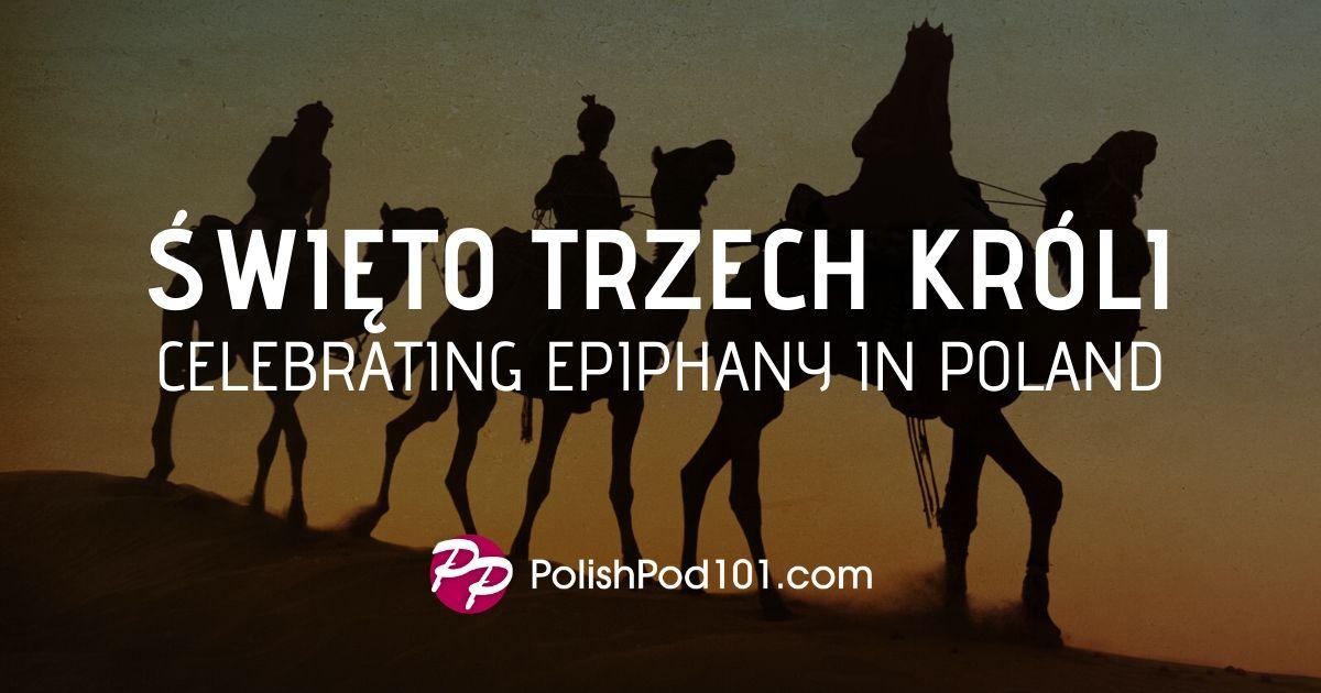 Epiphany in Poland
