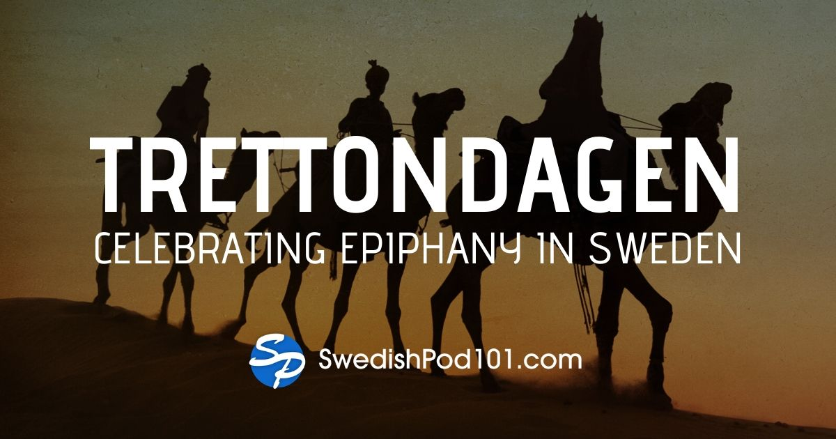 Epiphany in Sweden