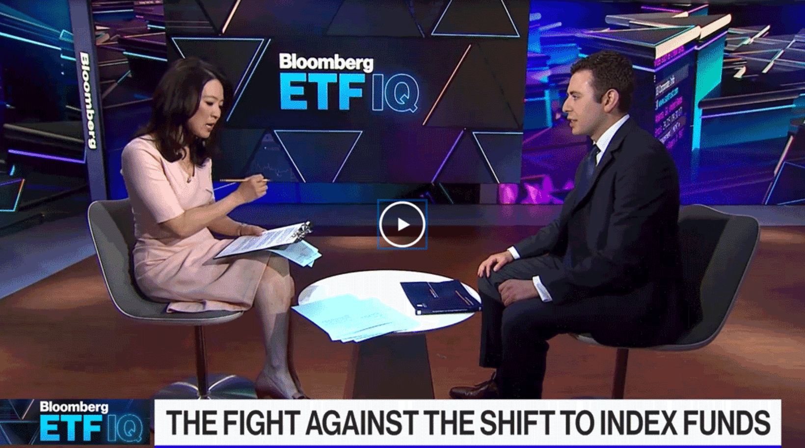 The Fight Against the Shift to Index Funds