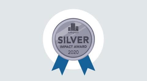 Silver impact award 1640x911