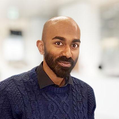 Vidushan Ragukaran, CFA