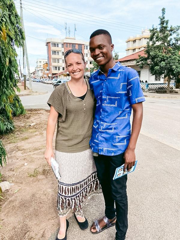 Tanzania Initiation Trip: Week 3