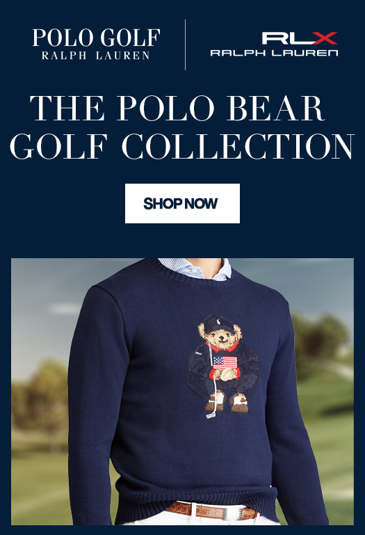 Polo Golf Bear