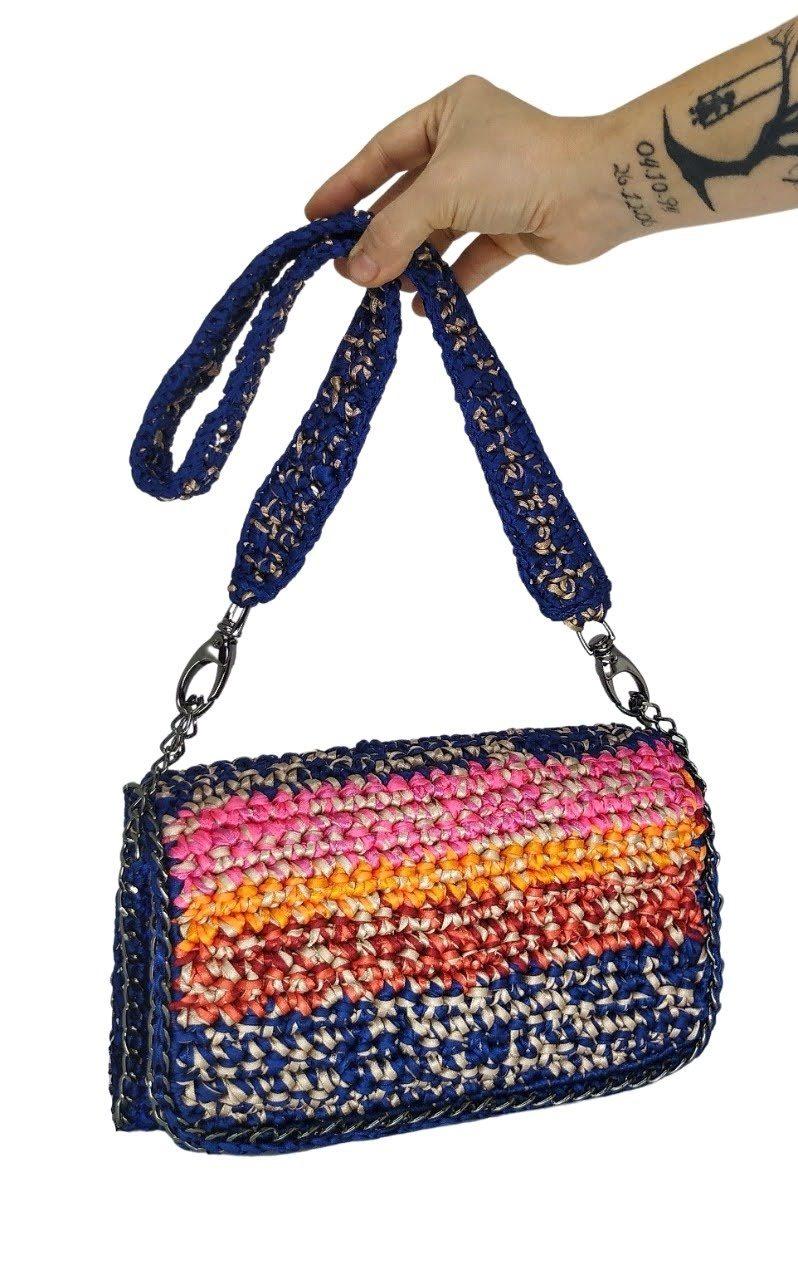 Bolsa Multicolorida Anne