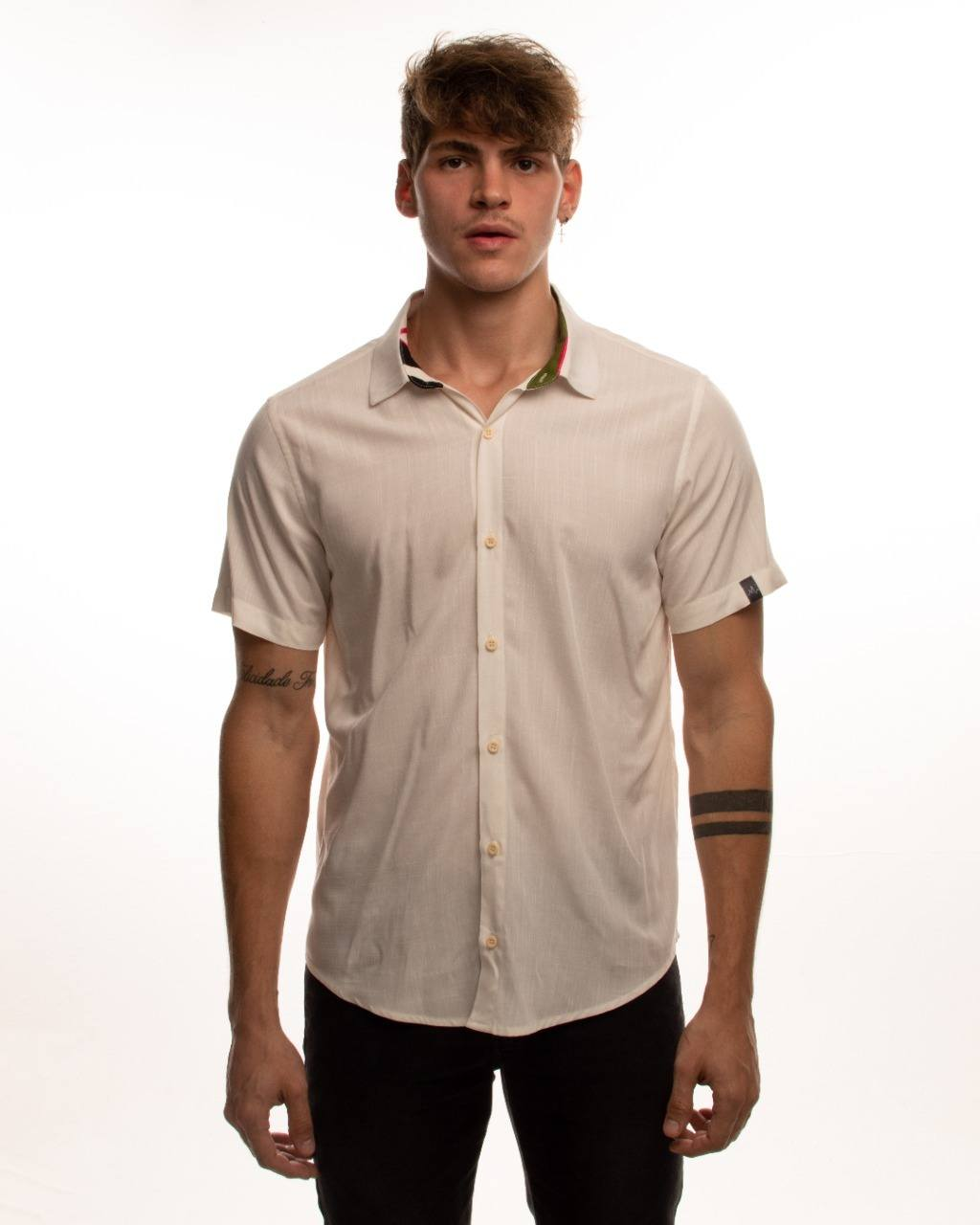 Camisa Off White lll