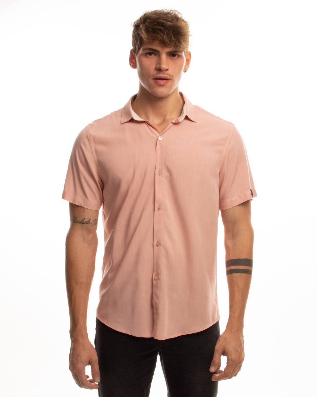 Camisa Salm