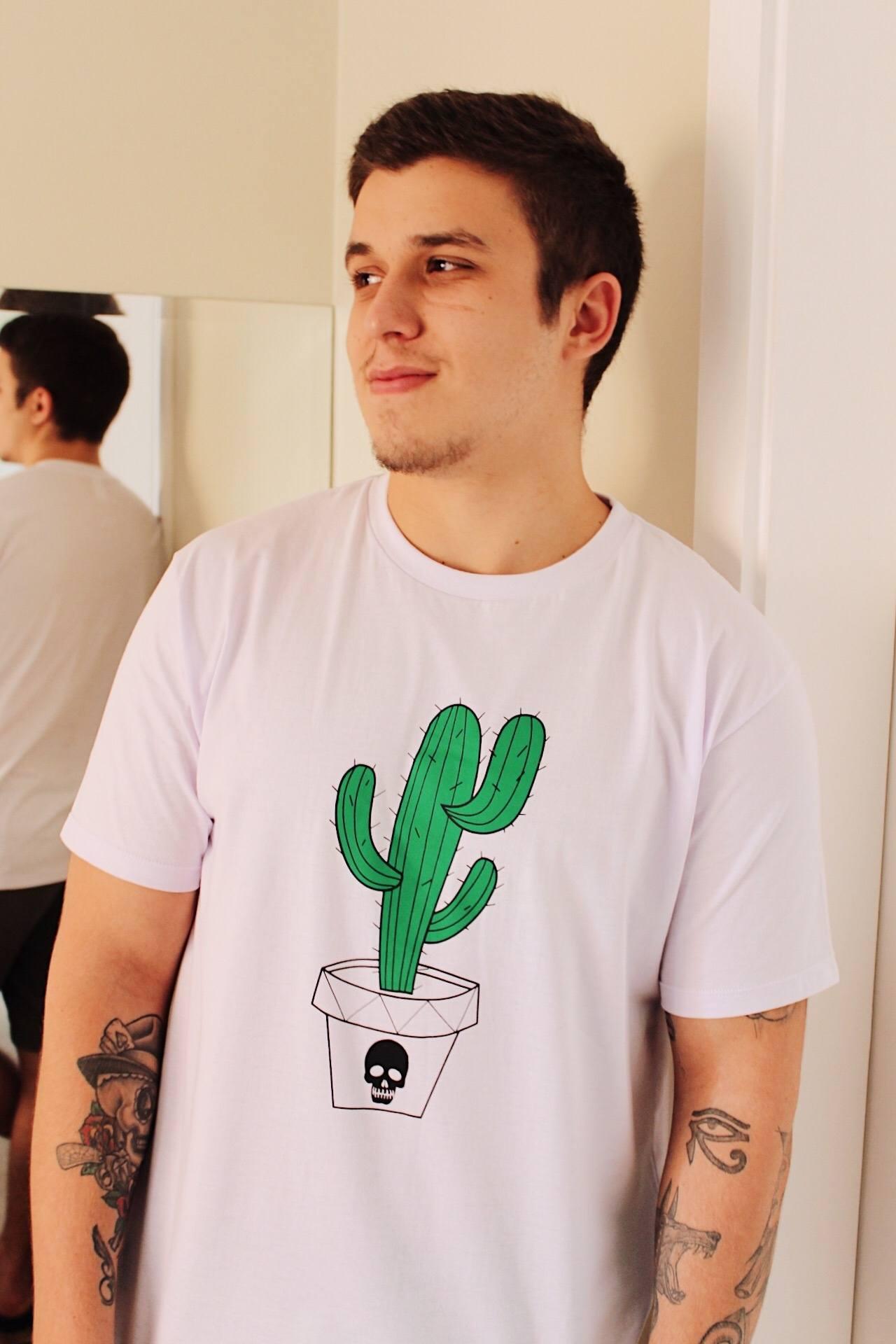 Camiseta Cacto 13