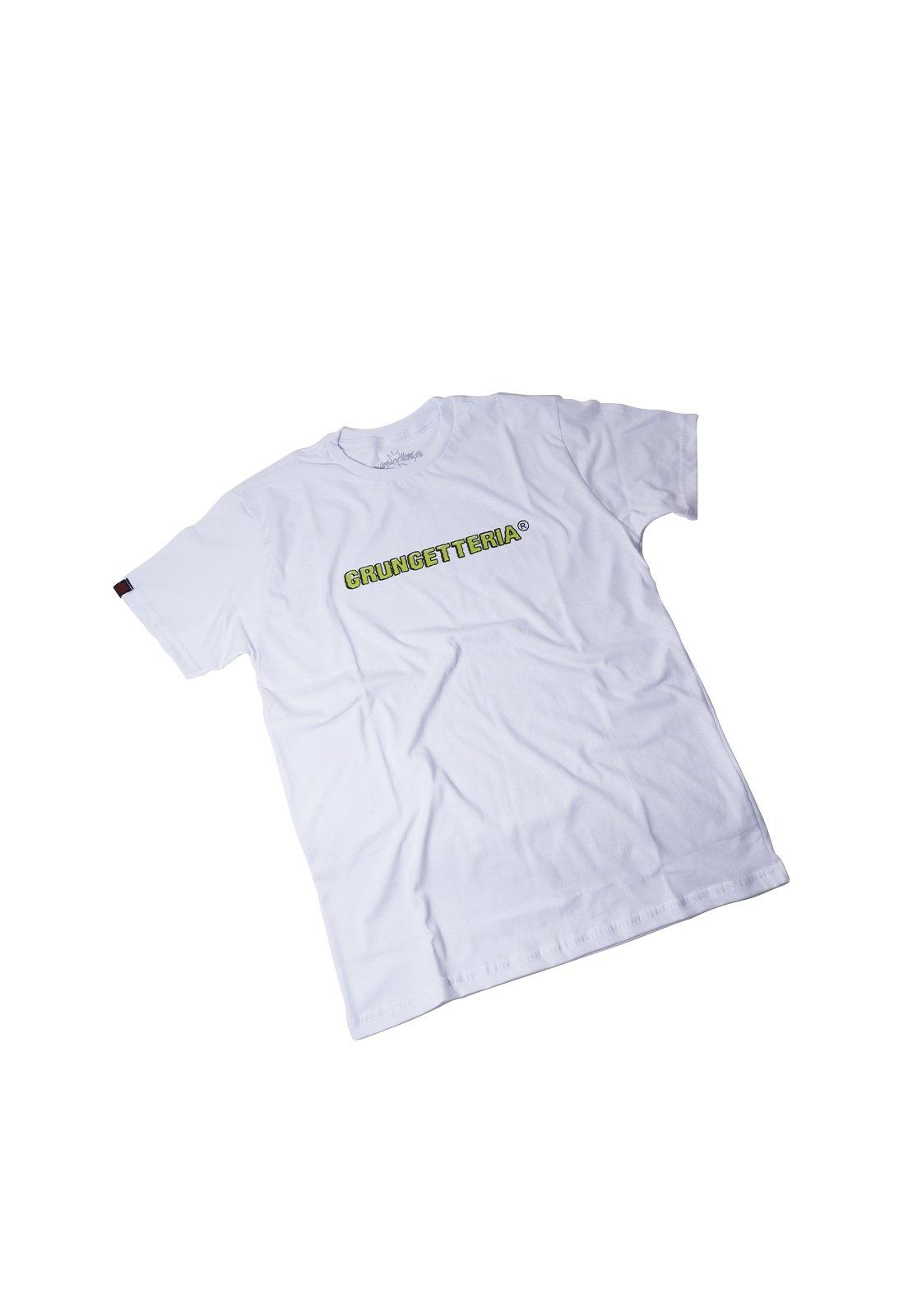 Camiseta Grungetteria GTT® Branca
