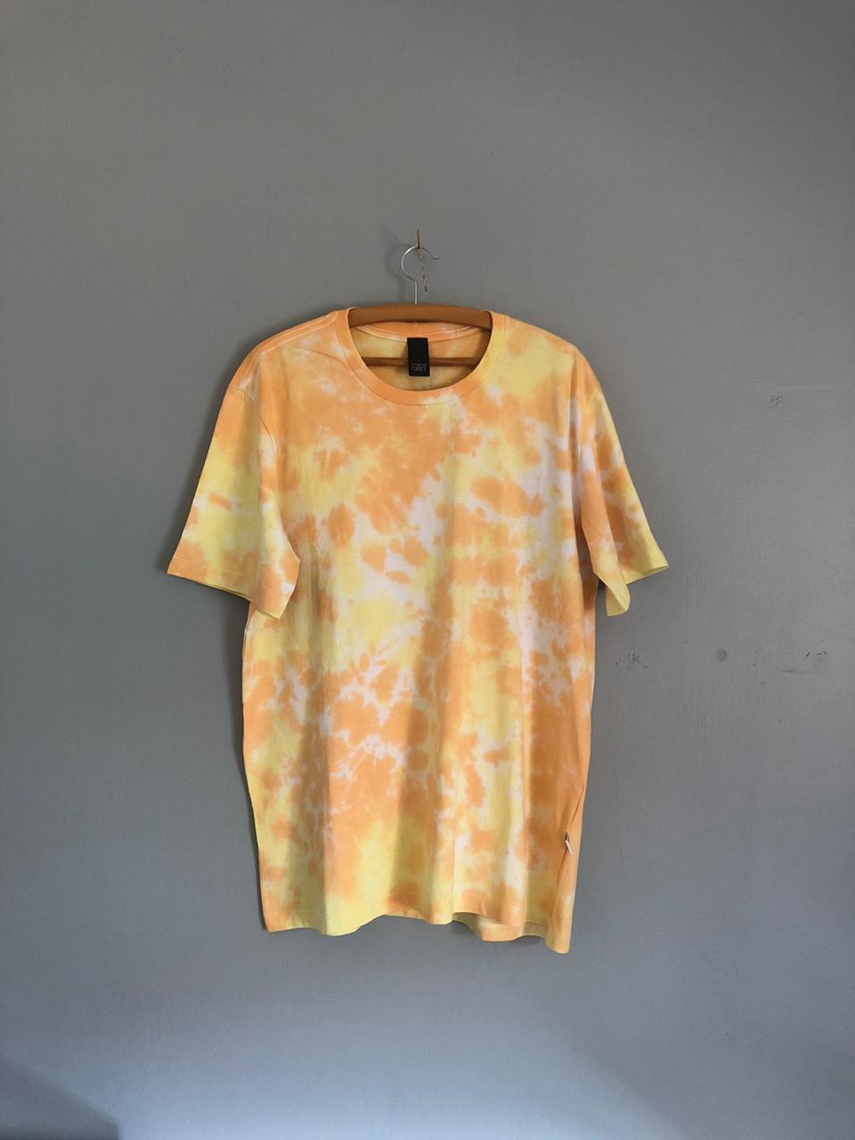 Camiseta Tie Dye - CITRIC