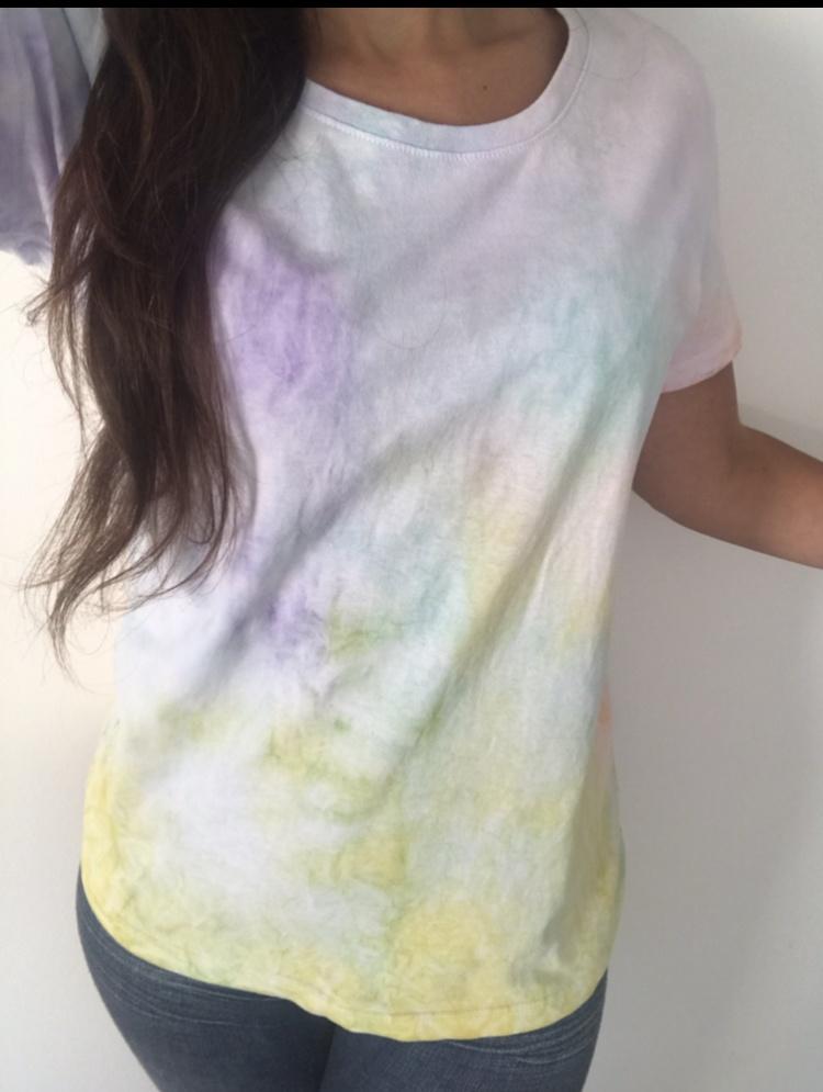 Camiseta Tie Dye Boreal