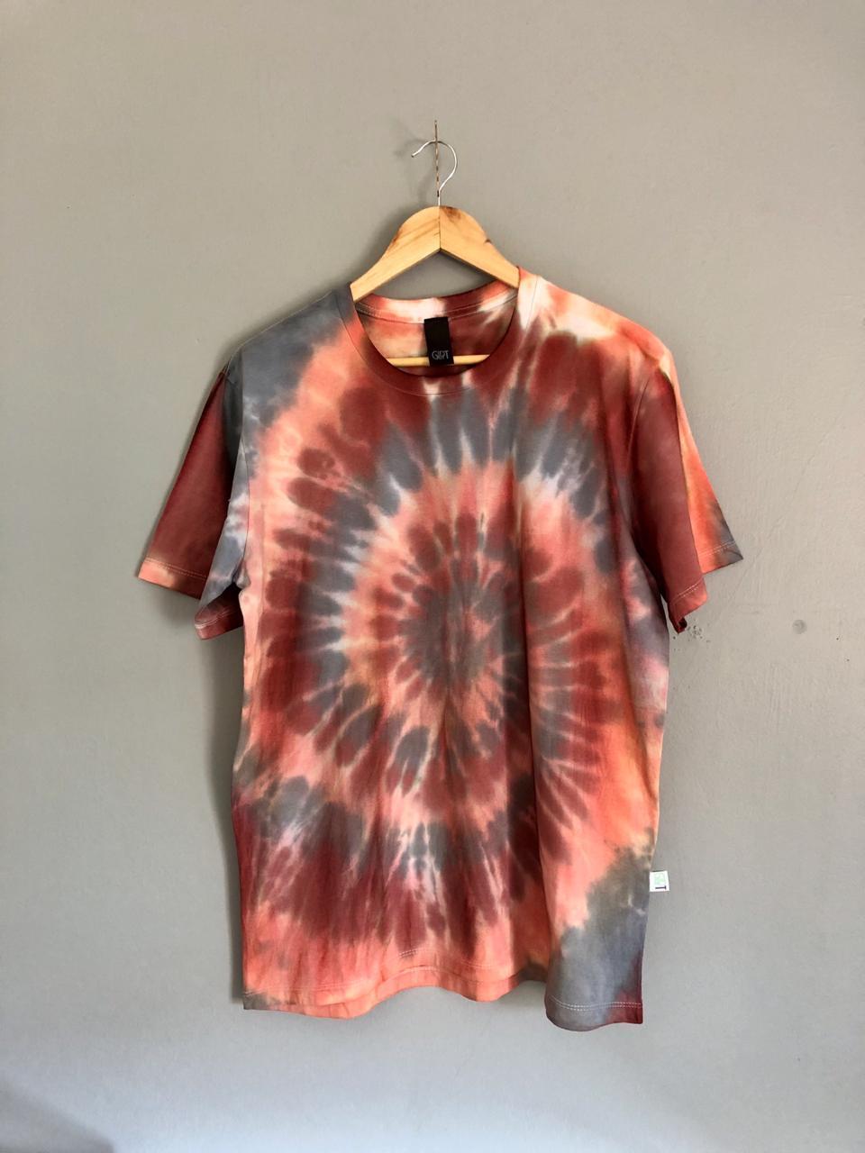 Camiseta Tie Dye - MAGMA