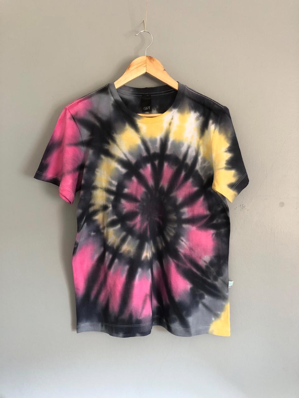 Camiseta Tie Dye - VÓRTEX