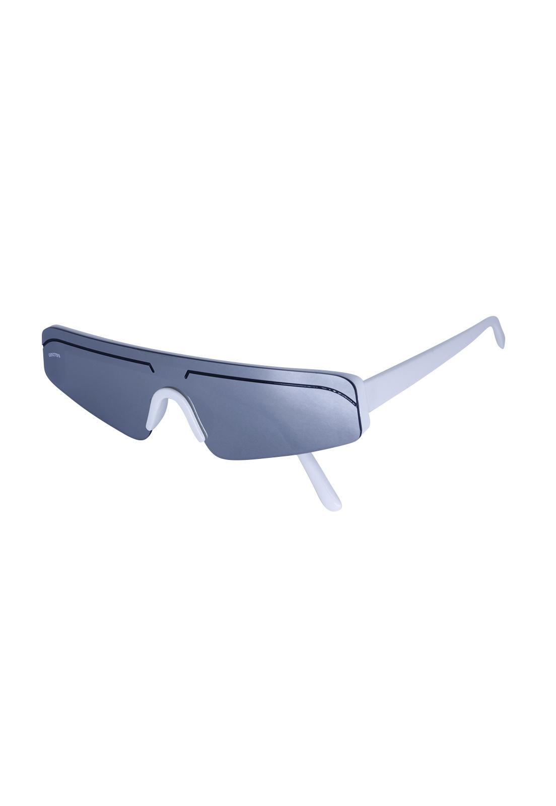 Óculos de Sol Grungetteria Aurora Branco