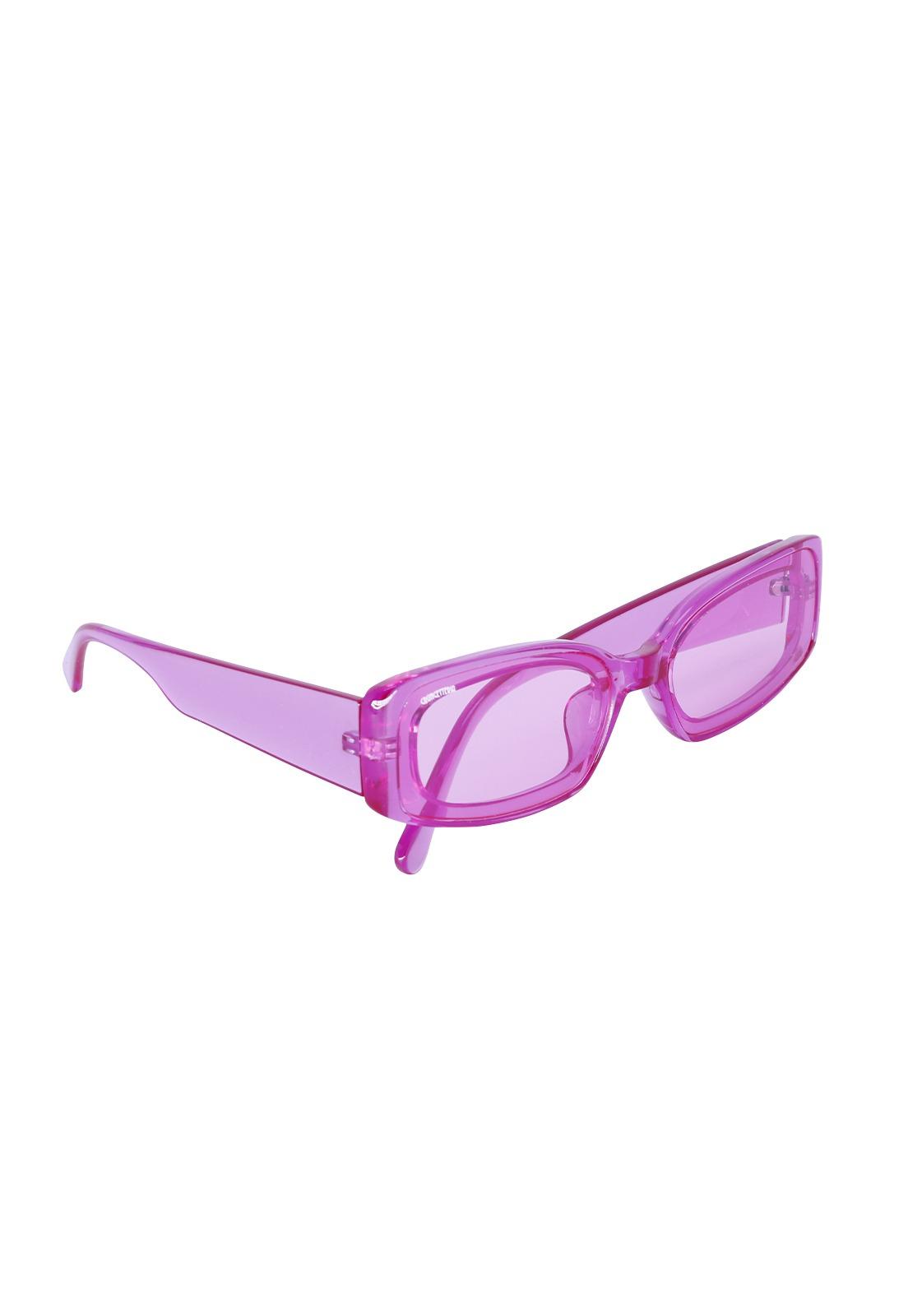 Óculos de Sol Grungetteria Dazzler Rosa