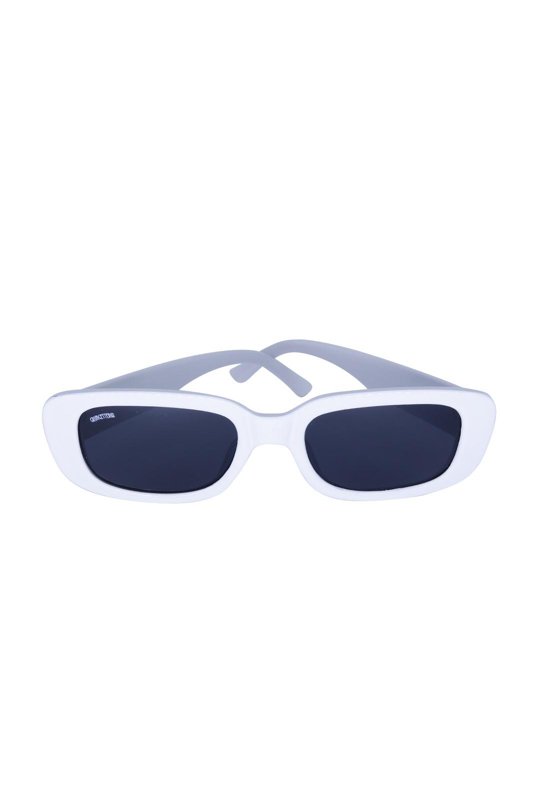 Óculos de Sol Grungetteria Fresh Branco