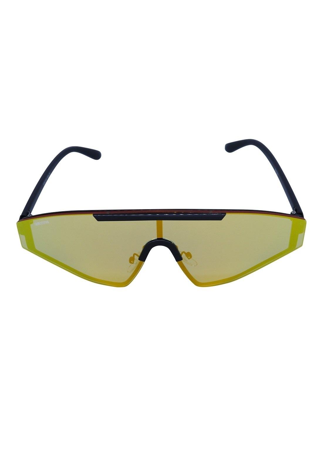 Óculos de Sol Grungetteria Glacial Amarelo