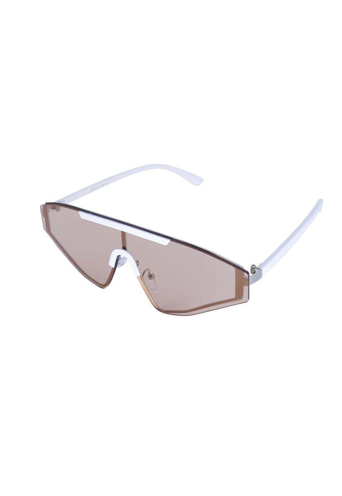 Óculos de Sol Grungetteria Glacial Laranja