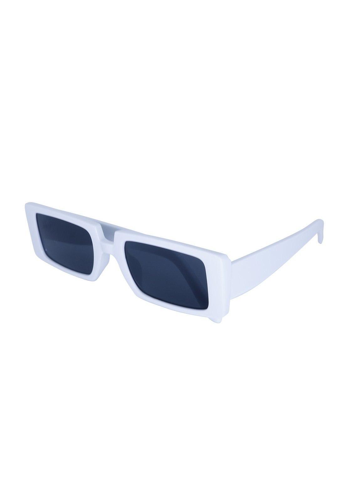 Óculos de Sol Grungetteria Grinch Branco