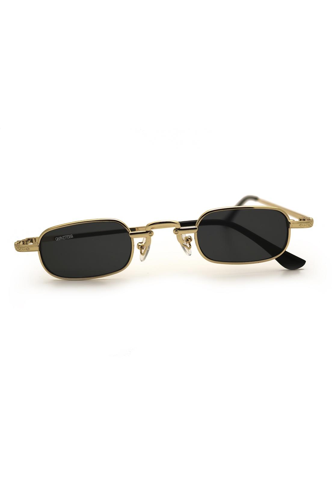 Óculos de Sol Grungetteria Jazz Dourado