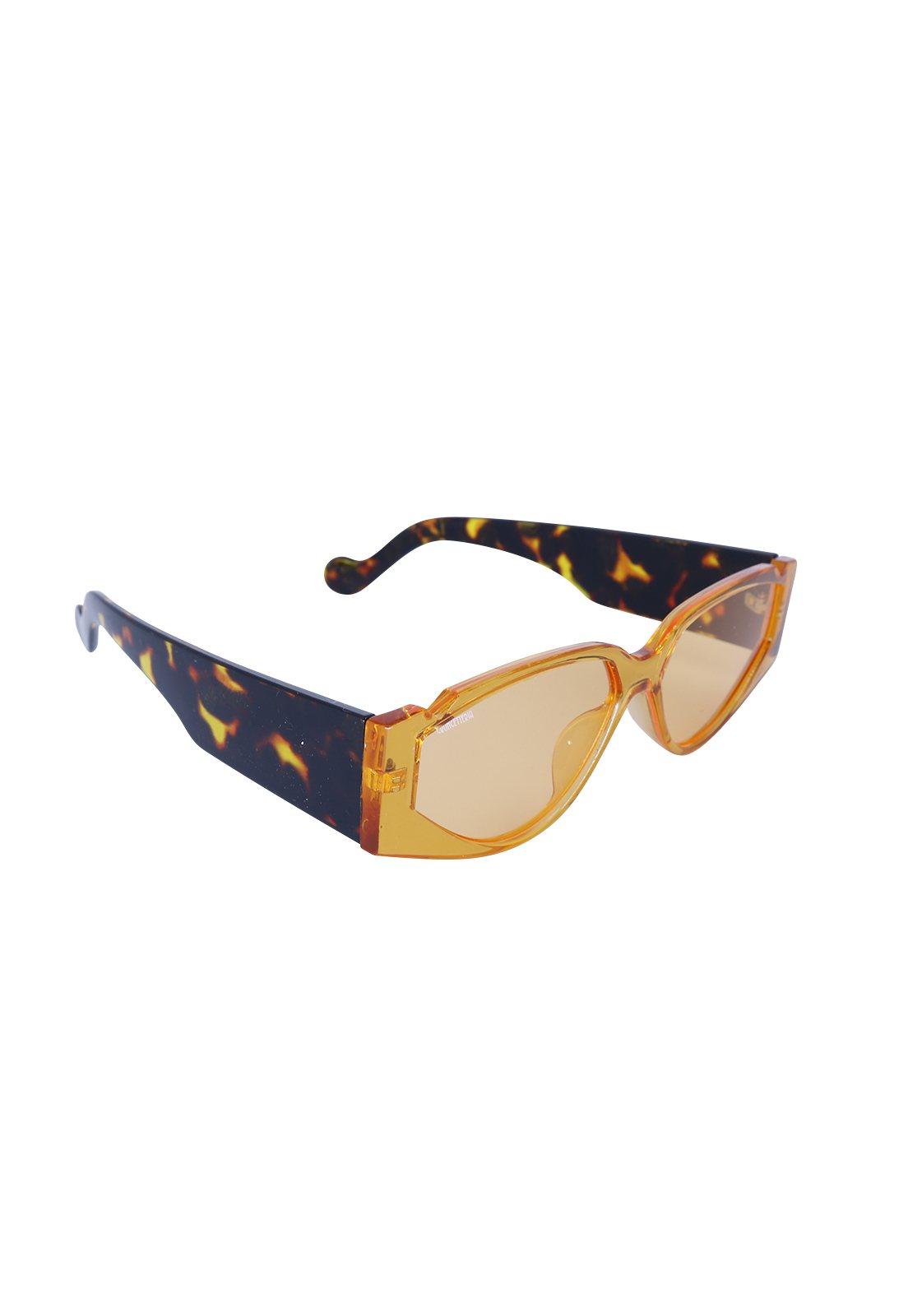 Óculos de Sol Grungetteria Jungle Laranja