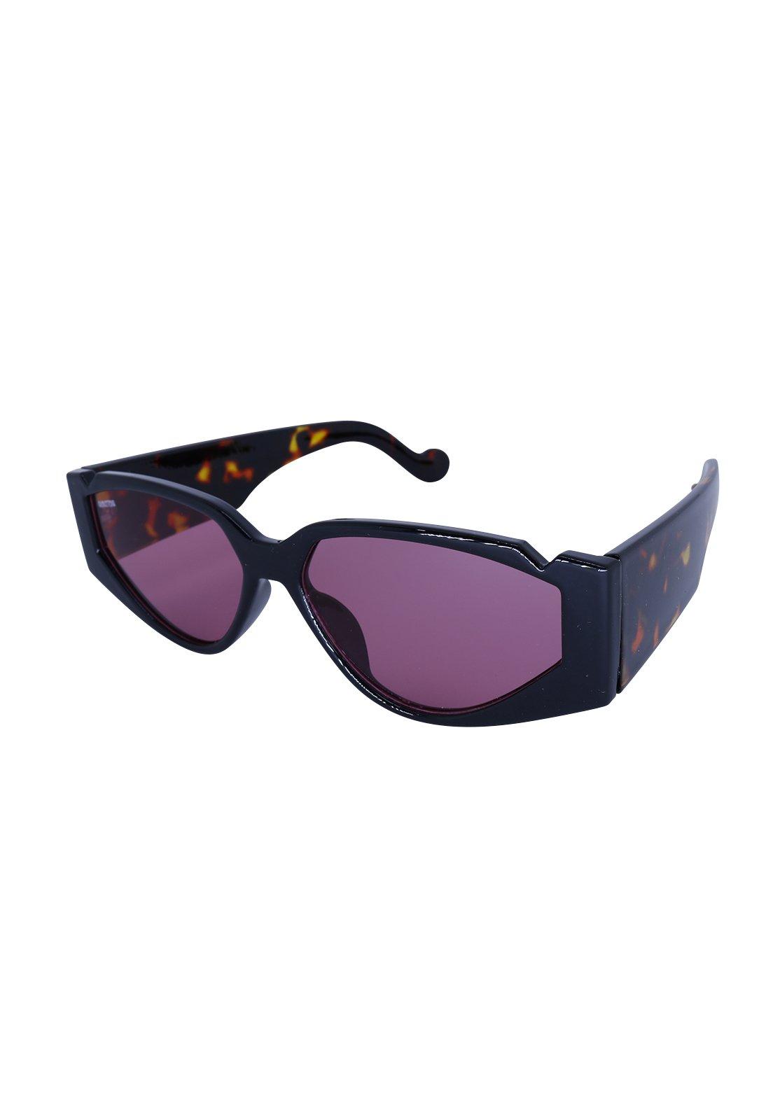 Óculos de Sol Grungetteria Jungle Preto
