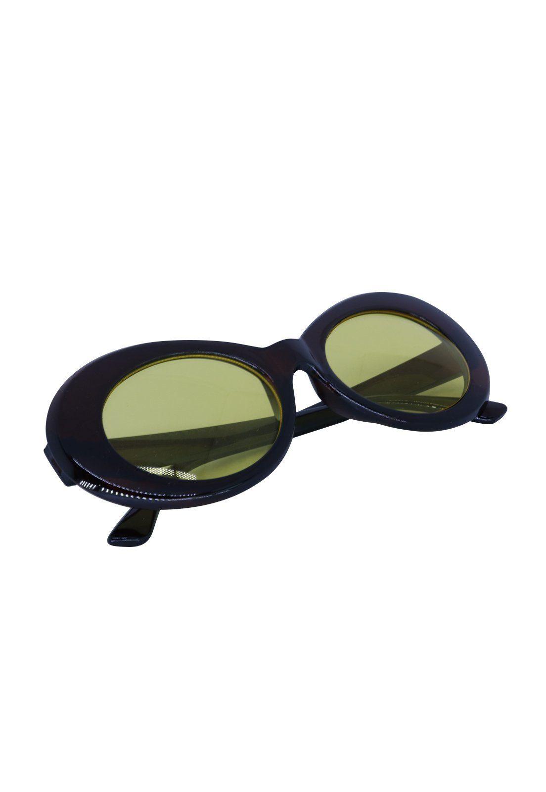 Óculos de Sol Grungetteria Kurt Fumê