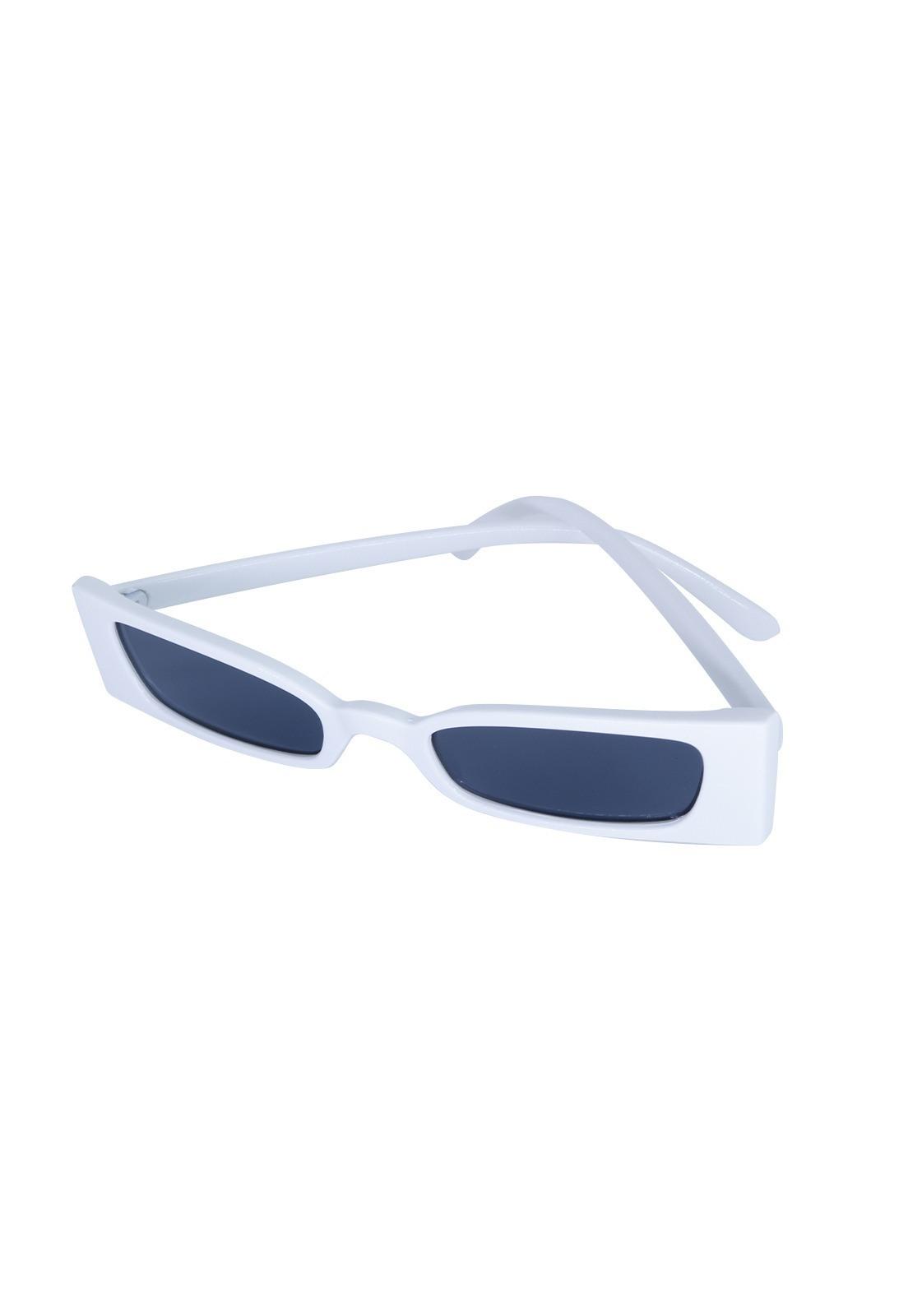 Óculos de Sol Grungetteria Meow Branco