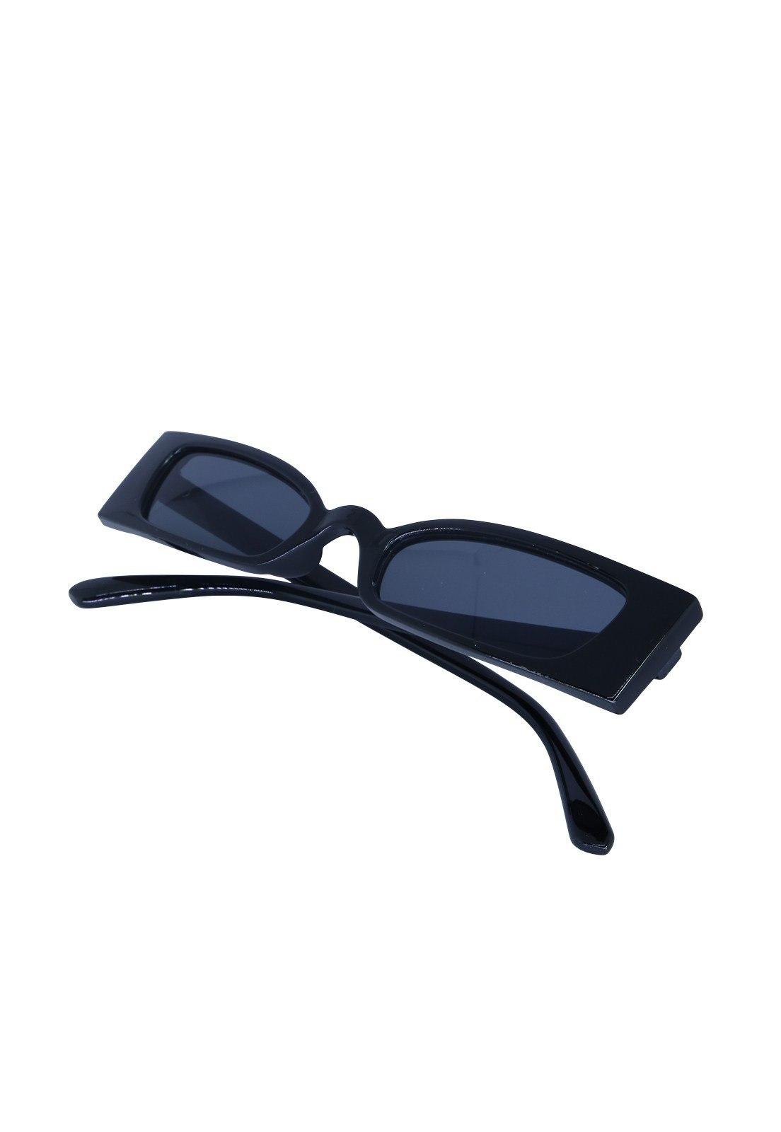 Óculos de Sol Grungetteria Meow Preto