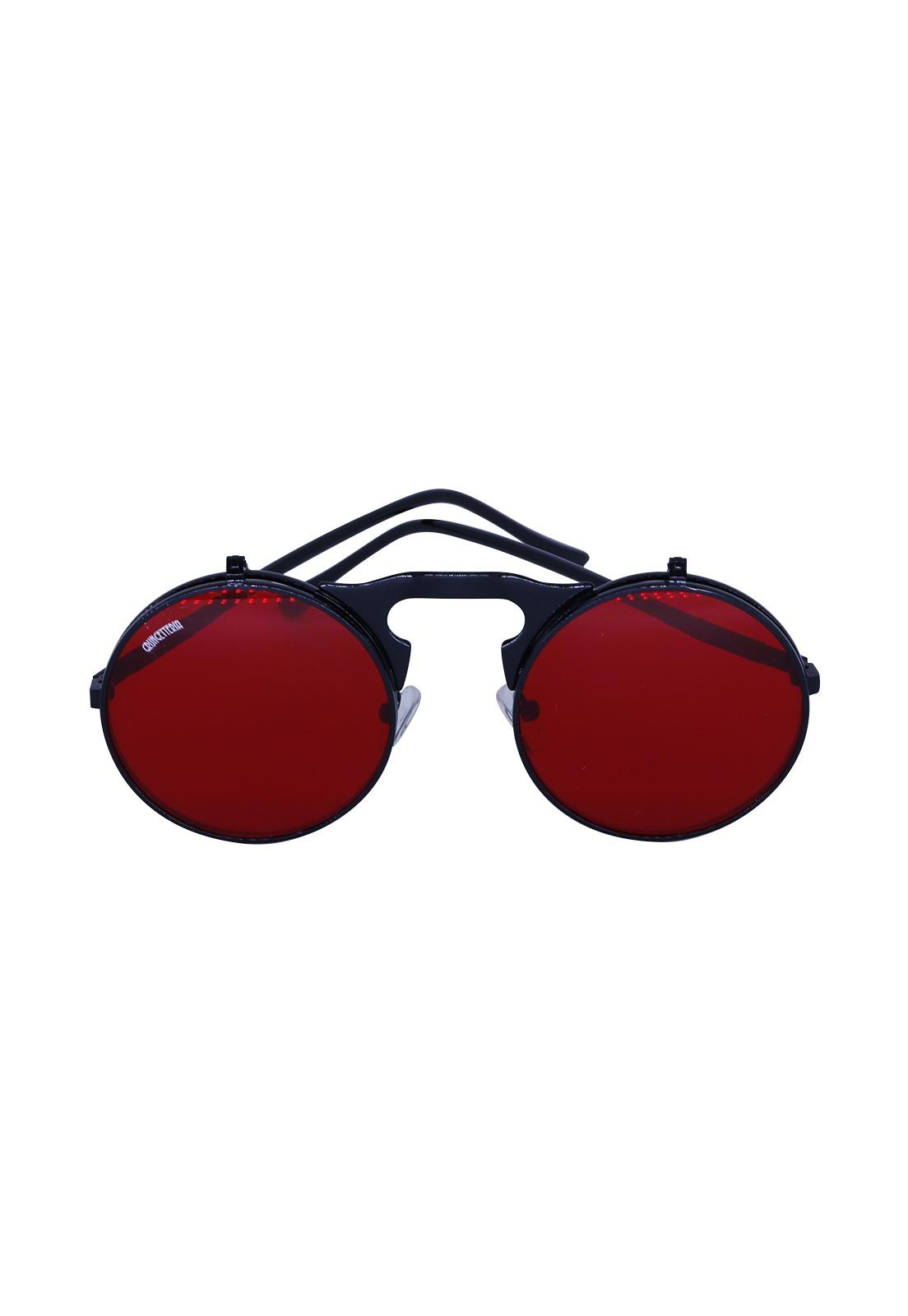 Óculos de Sol Grungetteria Narciso Vermelho