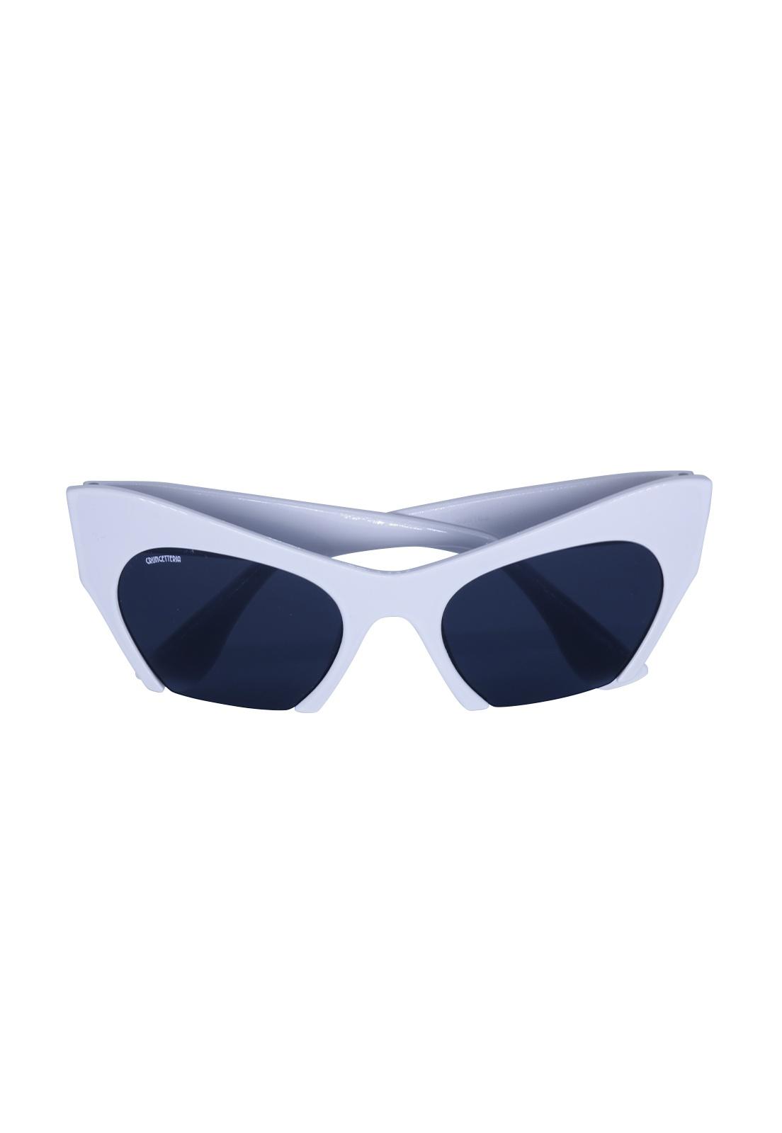 Óculos de Sol Grungetteria Optimus Branco