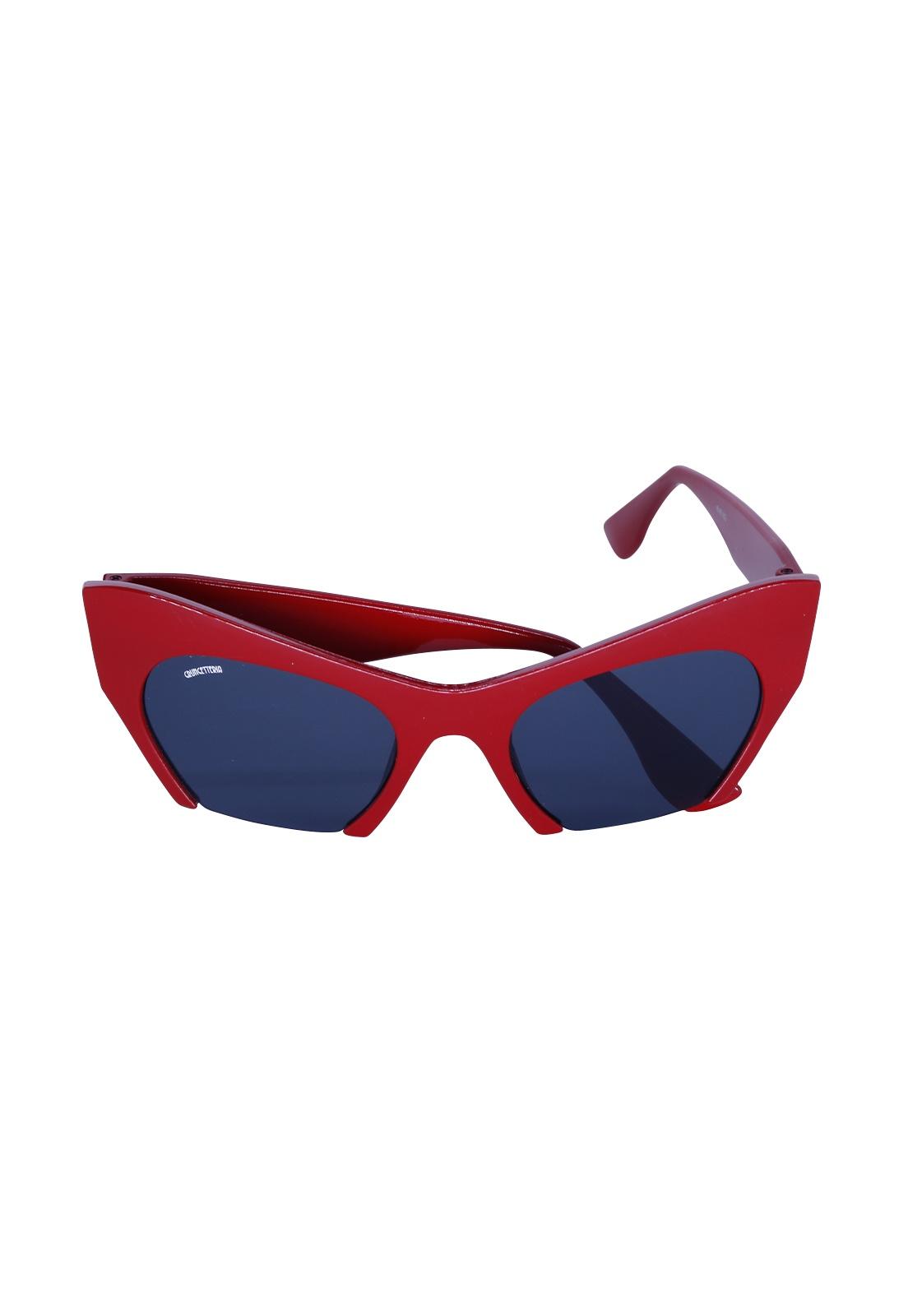 Óculos de Sol Grungetteria Optimus Vermelho