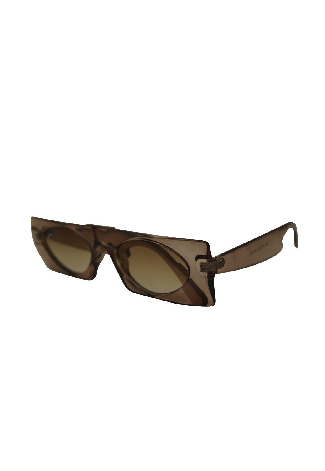 Óculos de Sol Grungetteria Picasso Marrom
