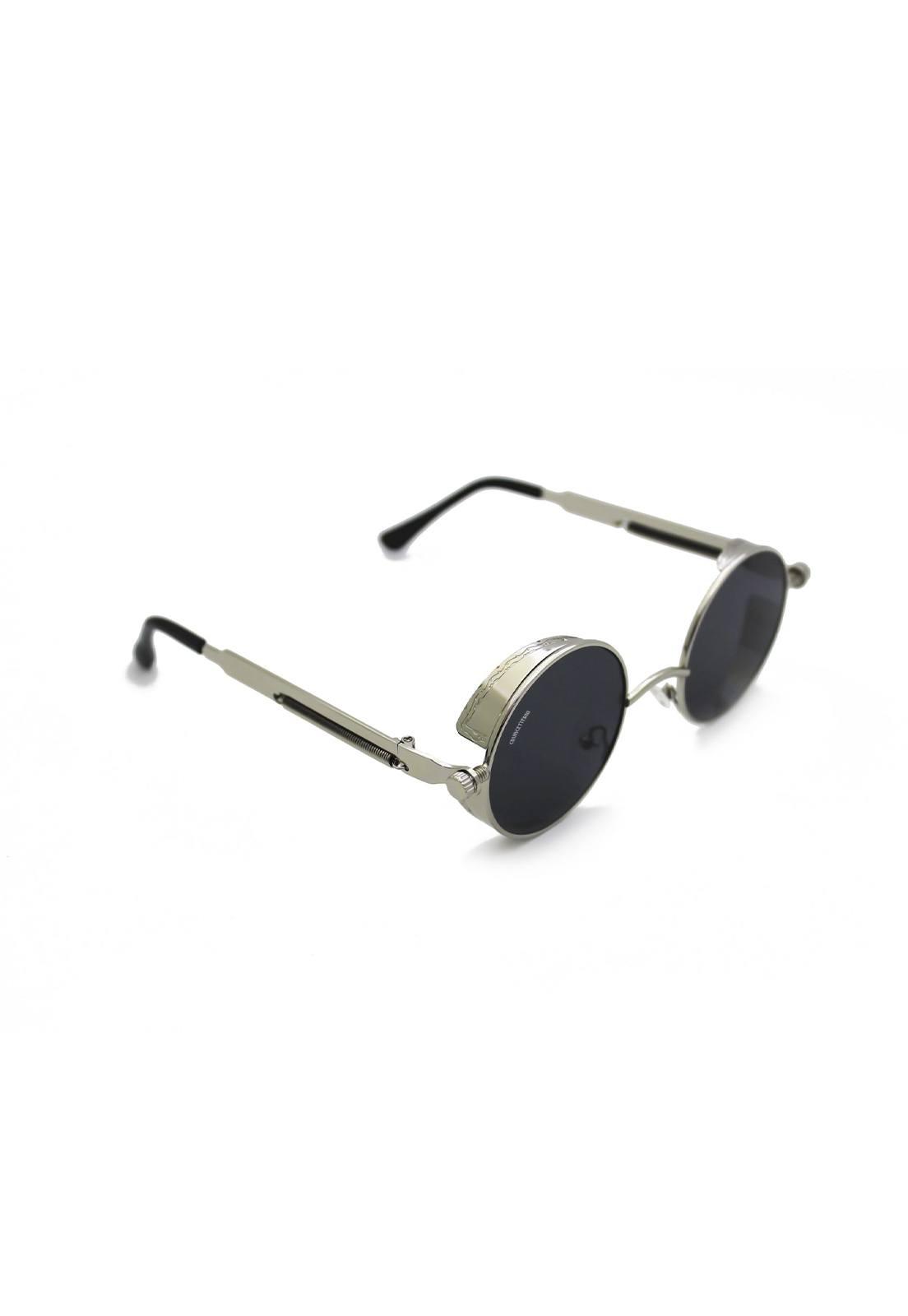 Óculos de Sol Grungetteria Sex Machine Prata