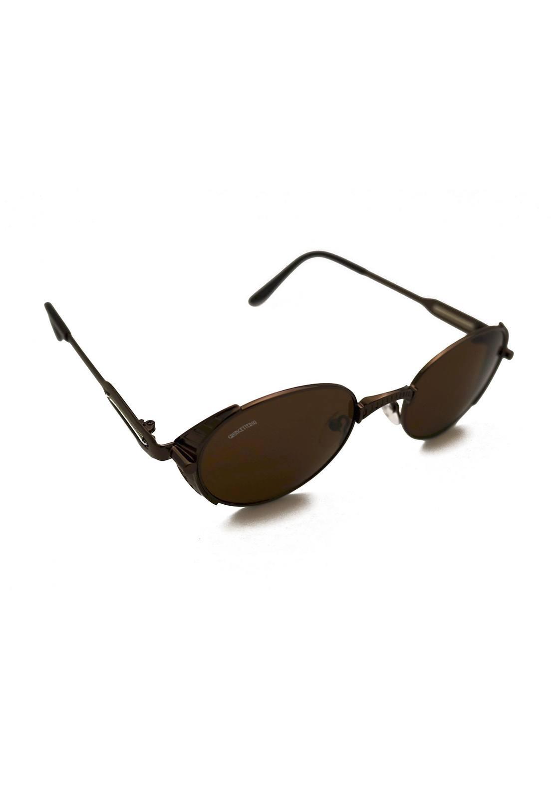 Óculos de Sol Grungetteria Verne Marrom