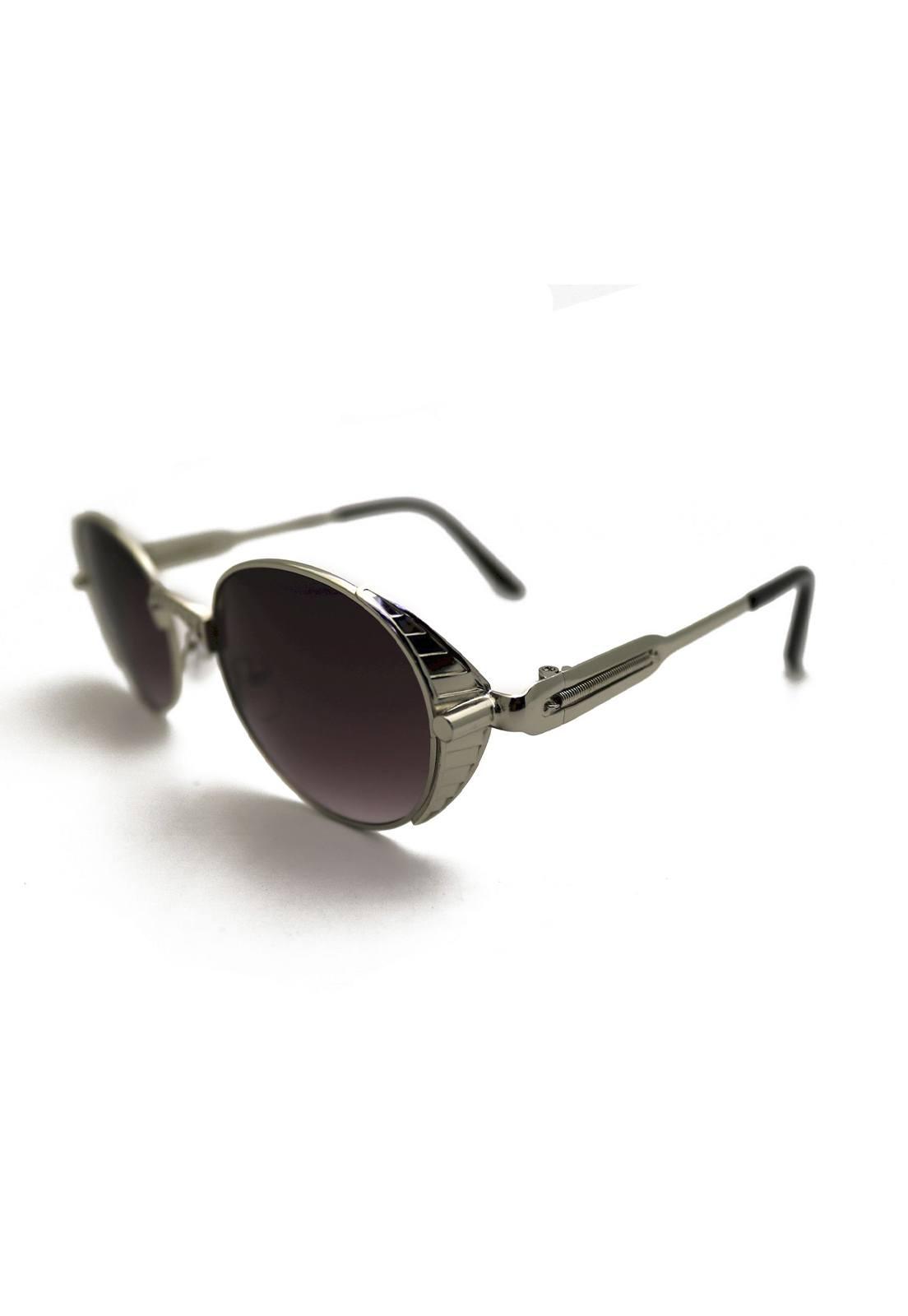 Óculos de Sol Grungetteria Verne Prata